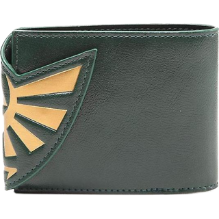 Диск Кошелек Difuzed: Zelda: Hyrule Crest Fold Over Wallet