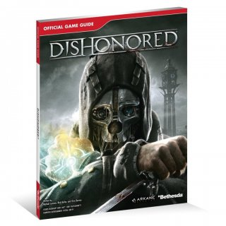 Диск Dishonored Official Strategy Guide [Paperback]