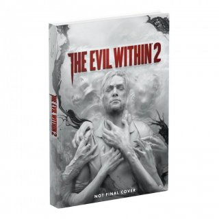 Диск Гайд Evil Within 2 Collector's Edition Guide