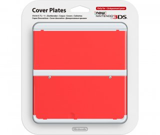 Диск Faceplate (лицевая панель) New Nintendo 3DS (Red)