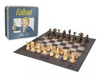 Диск Шахматы Fallout Chess