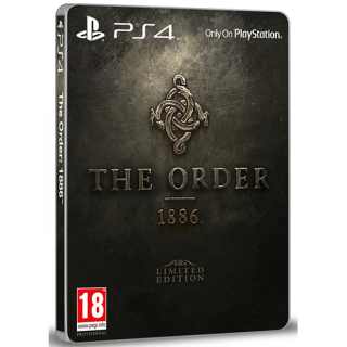 Диск ОРДЕН 1886 (Order: 1886) - Limited Edition (Б/У) [PS4]