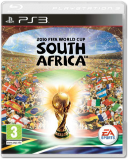Диск 2010 FIFA World Cup South Africa (Б/У) [PS3]