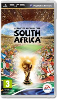 Диск 2010 FIFA World Cup South Africa (Б/У) [PSP]