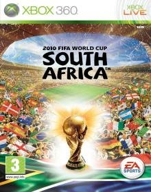 Диск 2010 FIFA World Cup South Africa (Xbox 360)