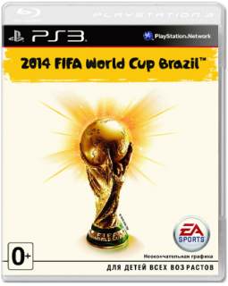 Диск 2014 FIFA World Cup Brazil [PS3]