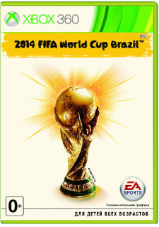 Диск 2014 FIFA World Cup Brazil [X360]