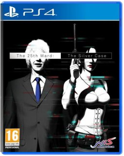 Диск The 25th Ward: The Silver Case [PS4]