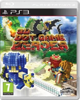 Диск 3D Dot Game Heroes [PS3]