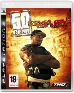 Диск 50 Cent: Blood on the Sand [PS3]