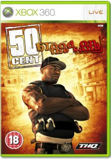 Диск 50 Cent: Blood on the Sand [X360]