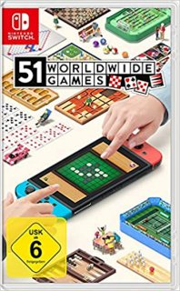 Диск 51 Worldwide Games [NSwitch]