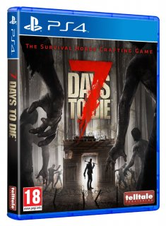 Диск 7 Days to Die (Б/У) [PS4]
