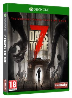 Диск 7 Days to Die [Xbox One]
