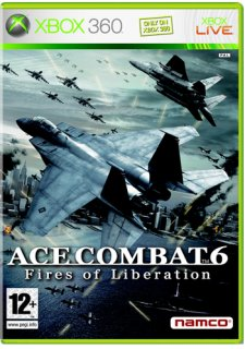 Диск Ace Combat 6: Fires of Liberation [Xbox360]