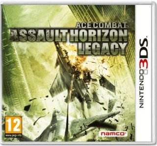 Диск Ace Combat Assault Horizon Legacy (Б/У) [3DS]