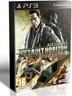 Диск Ace Combat Assault Horizon Limited Edition [PS3]