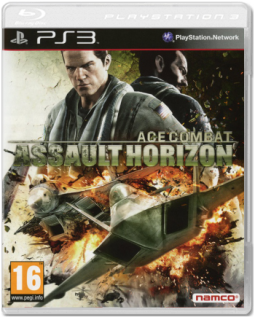 Диск Ace Combat Assault Horizon [PS3]