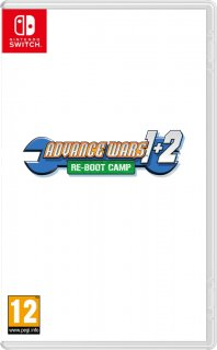 Диск Advance Wars 1+2: Re-Boot Camp [NSwitch]