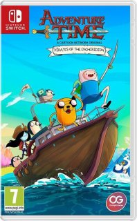 Диск Adventure Time: Pirates of the Enchiridion [NSwitch]