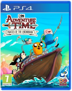 Диск Adventure Time: Pirates of the Enchiridion [PS4]