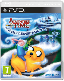 Диск Adventure Time: The Secret of the Nameless Kingdom [PS3]