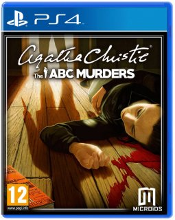 Диск Agatha Christie: The ABC Murders [PS4]