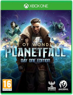Диск Age of Wonders: Planetfall [Xbox One]