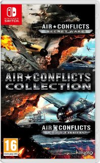 Диск Air Conflicts Collection [NSwitch]