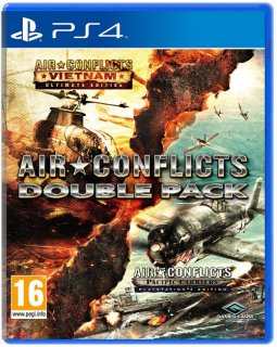 Диск Air Conflicts Double Pack [PS4]