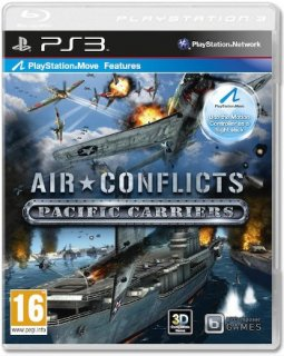 Диск Air Conflicts: Pacific Carriers (Б/У) [PS3]