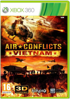 Диск Air Conflicts: Vietnam (Б/У) [X360]