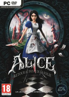 Диск Alice: Madness Returns [PC]