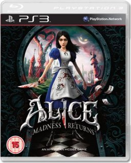 Диск Alice: Madness Returns [PS3]