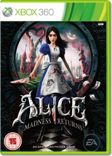 Диск Alice: Madness Returns [X360]