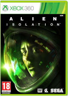 Диск Alien: Isolation. (без обложки) (Б/У) [X360]