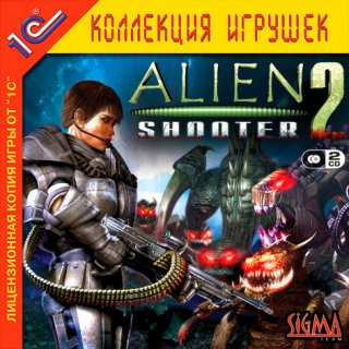 Диск Alien Shooter 2 [PC]