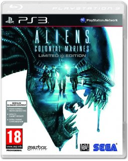 Диск Aliens: Colonial Marines - Limited Edition [PS3]