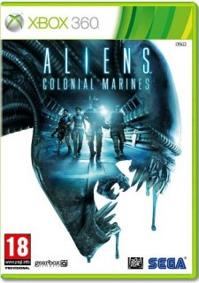 Диск Aliens: Colonial Marines (Б/У) [X360]
