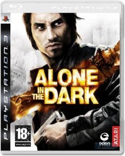 Диск Alone in the Dark - Inferno [PS3]