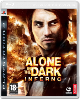 Диск Alone in the Dark - Inferno (Б/У) [PS3]
