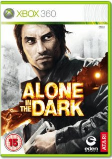 Диск Alone in the Dark [X360]
