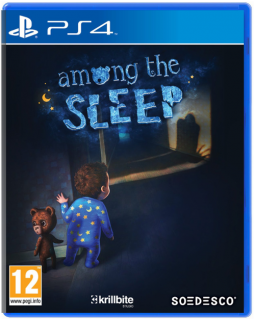 Диск Among the Sleep [PS4]