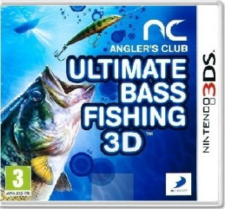Диск Angler's Club: Ultimate Bass Fishing 3D [3DS]