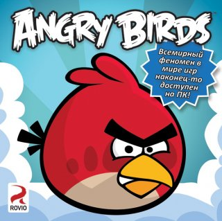 Диск Angry Birds [PC,Jewel]