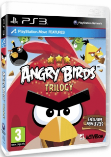 Диск Angry Birds Trilogy [PS3]
