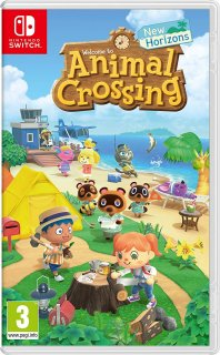 Диск Animal Crossing: New Horizons [NSwitch]