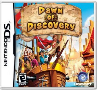 Диск Anno 1701: Dawn of Discovery [DS]