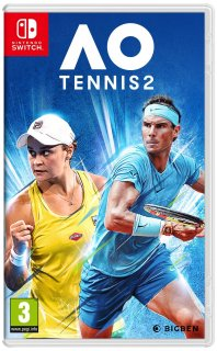 Диск AO Tennis 2 [NSwitch]
