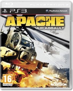 Диск Apache: Air Assault [PS3]